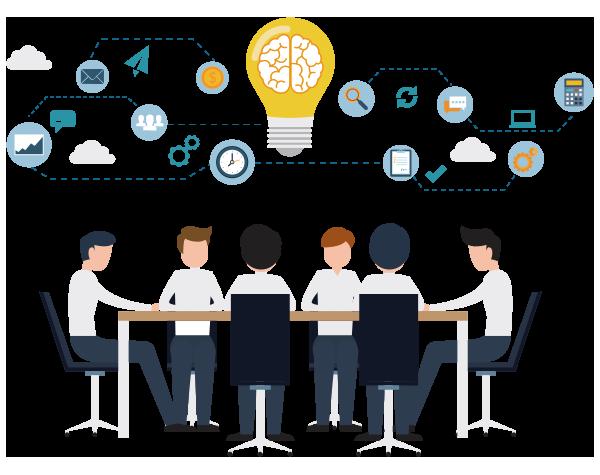 Liderice el proceso de Planificación Estratégica entre sus colaboradores.